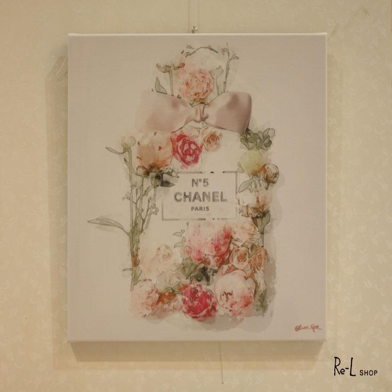 17906 Blooming Perfume【Olivergal オリバーガル】壁掛け絵 絵画 アート 【送料無料】