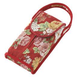 壁掛け ティッシュボックスケース カプリローズゴブラン ティッシュケース カバー ケース ローズ バラ クラシック エレガント インテリア ディスプレイ ショップ おしゃれ かわいい 北欧 花柄 薔薇 収納 送料無料RE77996