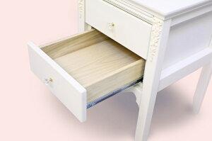 ●【日本製】オリジナル白家具シリーズcelestaチェレスタ452ミニチェスト