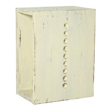 ●【日本製】Vine ヴァイン I BOX(アンティーク仕上げ) ■■5個セット■■