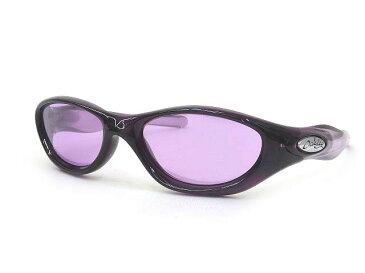 OAKLEY オークリー ロゴ カラーレンズ サングラス 眼鏡 メガネ パープル レディース 【中古】【ベクトル 古着】 180804 古着 買取&販売 ベクトルイズム