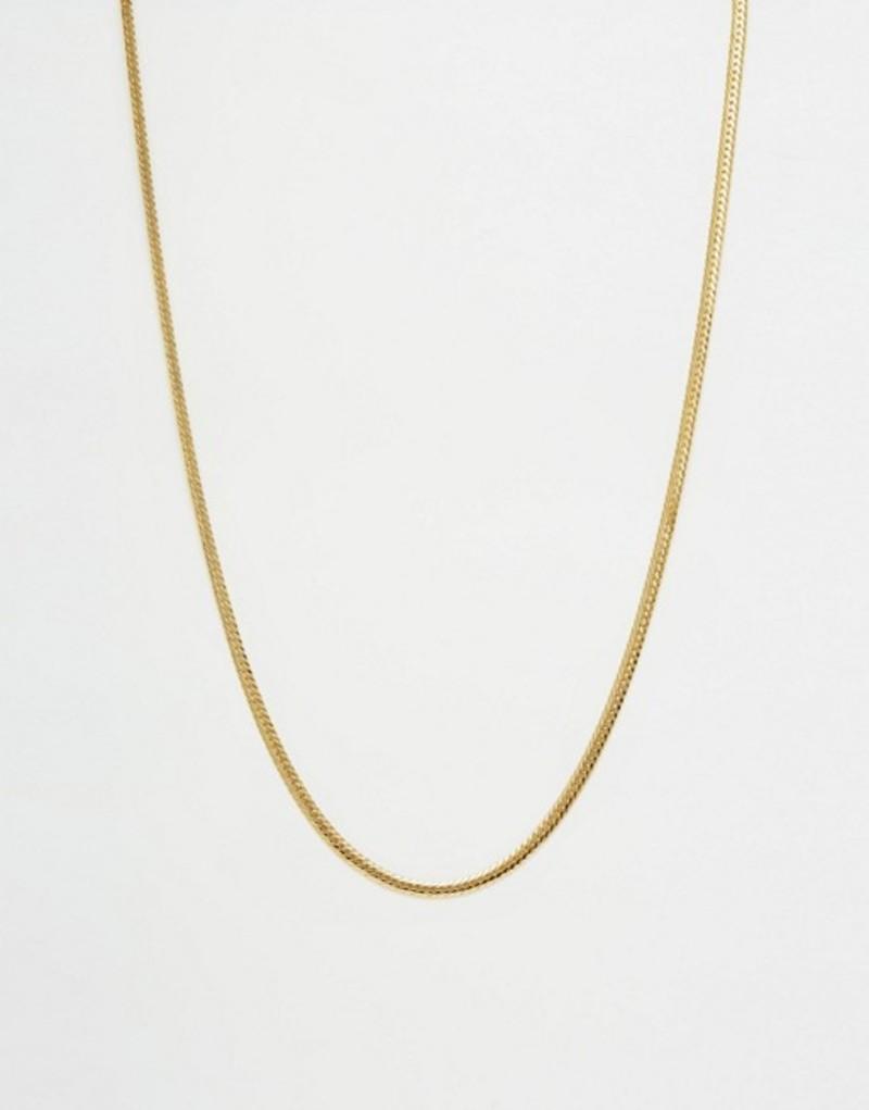 メンズジュエリー・アクセサリー, ネックレス・ペンダント  Mister Chain Necklace Gold