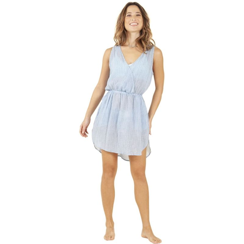 レディースファッション, ワンピース  Coastal Cover-Up - Womens Pacific Mini Stripe