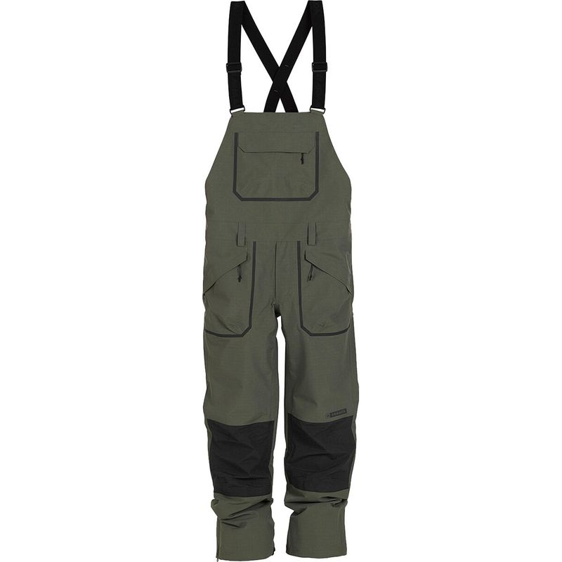 メンズファッション, ズボン・パンツ  Emmons 3L Bib Pant - Mens Olive