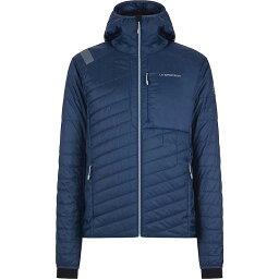 ラスポルティバ メンズ ジャケット・ブルゾン アウター La Sportiva Men's Meridian Primaloft Jacket Opal