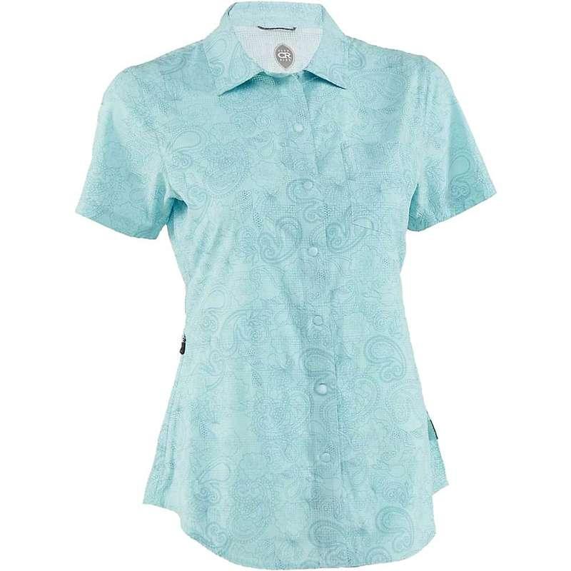 クラブライド レディース Tシャツ トップス Club Ride Women's Camas Shirt Angel Blue Print
