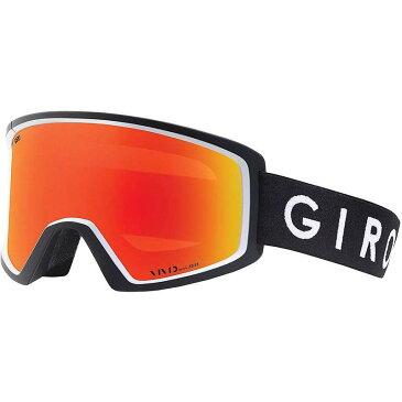 ジロ メンズ サングラス・アイウェア アクセサリー Giro Men's Blok Goggle Black Core/Vivid Ember