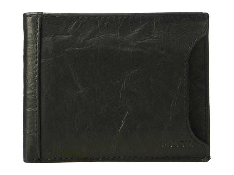財布・ケース, メンズ財布  Neel Sliding 2-in-1 Wallet Black