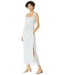 レベッカテイラー レディース ワンピース トップス Sleeveless Ruched Emmy Dress Snow Combo