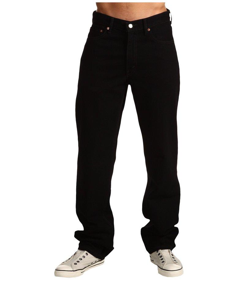 メンズファッション, ズボン・パンツ  550 Relaxed Fit Black