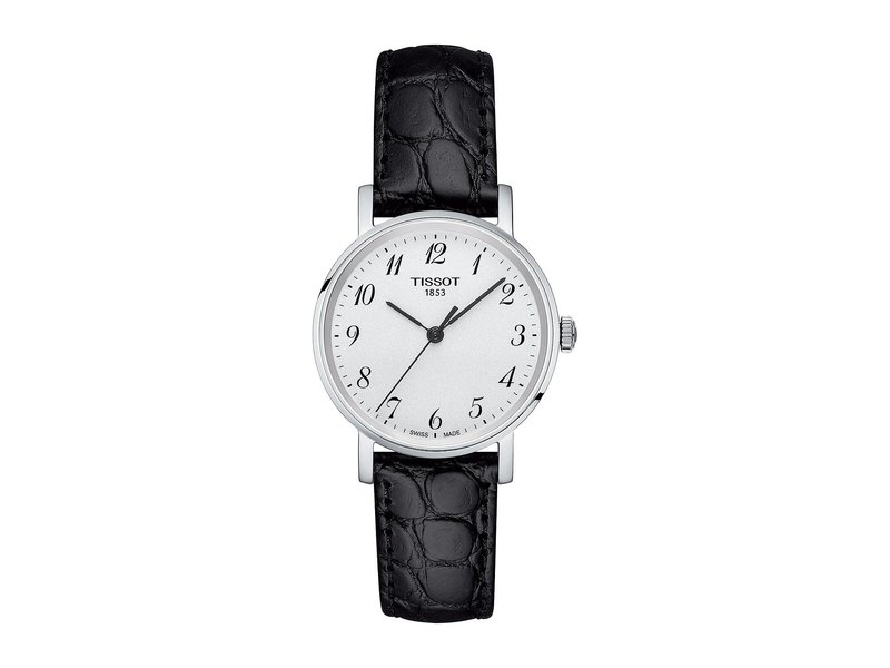 ティソット レディース 腕時計 アクセサリー Everytime Small - T1092101603200 Silver/Black