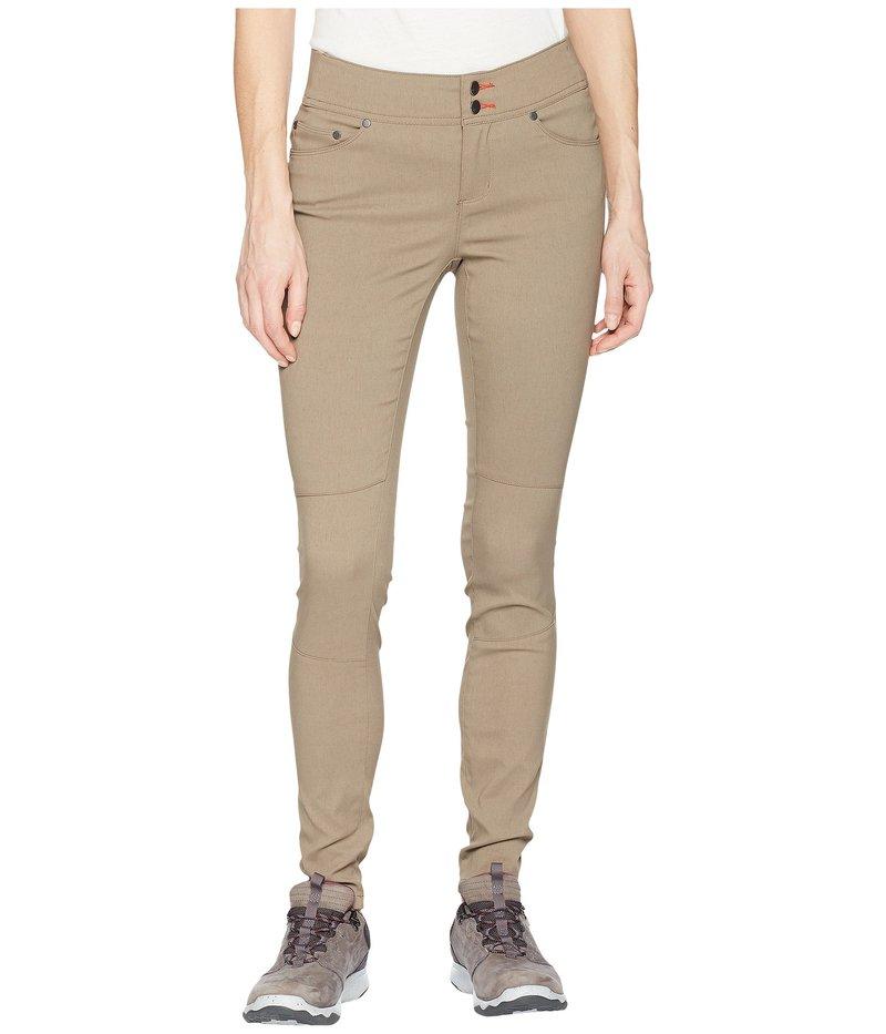 ボトムス, パンツ  Flextime Skinny Pants Falcon Brown