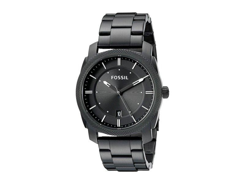 フォッシル メンズ 腕時計 アクセサリー Machine - FS4775 Black