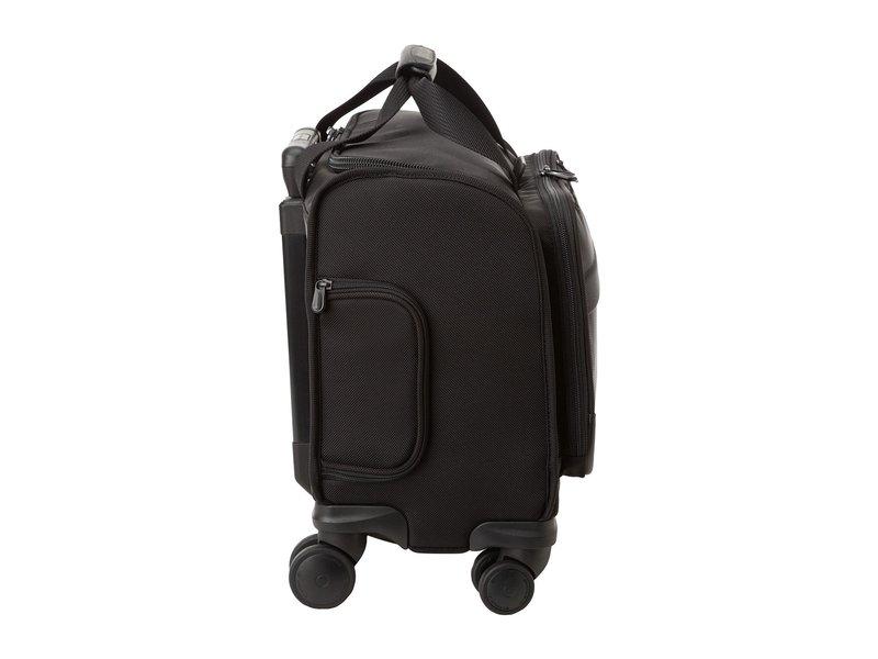 ブリグスアンドライリー メンズ ボストンバッグ バッグ Baseline Carry-On Cabin Spinner Black