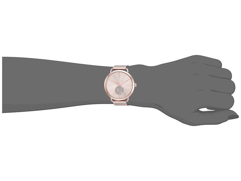 マイケルコース レディース 腕時計 アクセサリー MK3845 - Portia Rose Gold