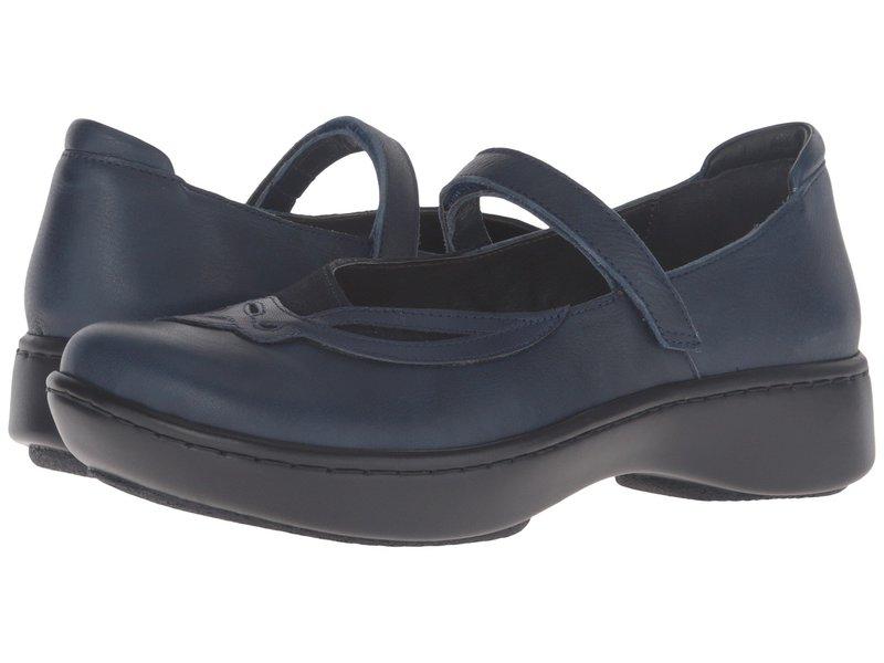ナオト レディース サンダル シューズ Bluegill Ink Leather/Blue Velvet Suede/Polar Sea Leather