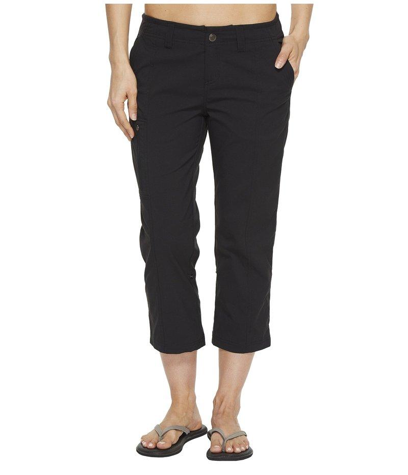ボトムス, パンツ  Discovery Capri Pants Jet Black 1