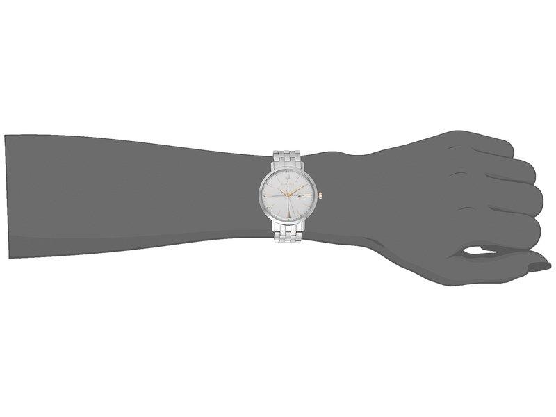 ブロバ レディース 腕時計 アクセサリー Classic - 98M130 Stainless