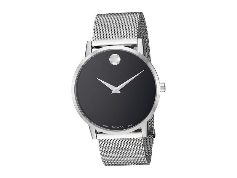 モバド メンズ 腕時計 アクセサリー Core-Museum Classic - 0607219 Stainless Steel