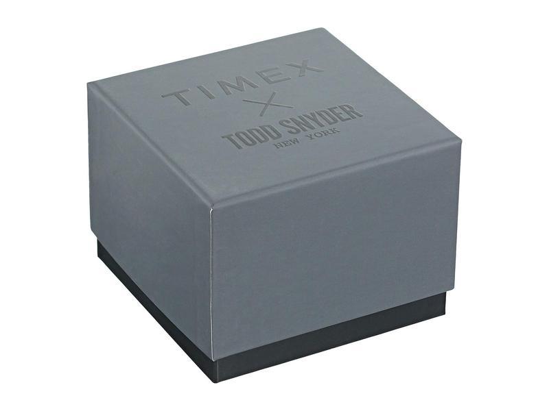タイメックス メンズ 腕時計 アクセサリー Todd Snyder Military 40mm Box Set Grey/Black/Camo