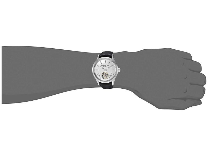 レイモンド ウィル メンズ 腕時計 アクセサリー Freelancer - 2780-STC-65001 Silver