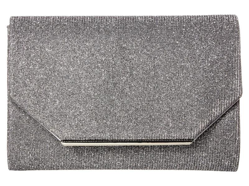 8e1cffd4aa4a0 ジェシカマッククリントック レディース ハンドバッグ バッグ Alexis Clutch Pewter 送料無料 サイズ交換無料  ジェシカマッククリントック レディース バッグ ...