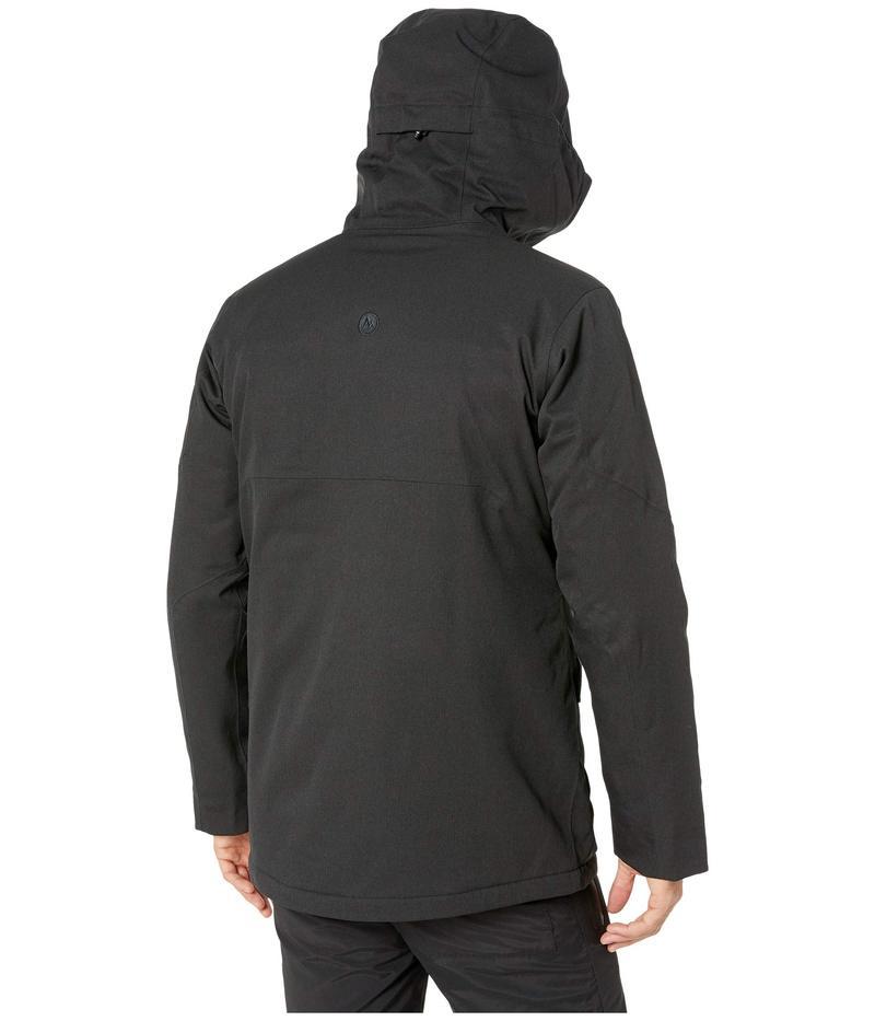 マーモット メンズ コート アウター Schussing Featherless Jacket Black