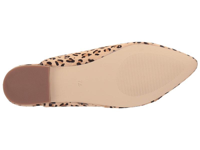 マチス レディース サンダル シューズ Lana Slip-On Mule Leopard Cowhair