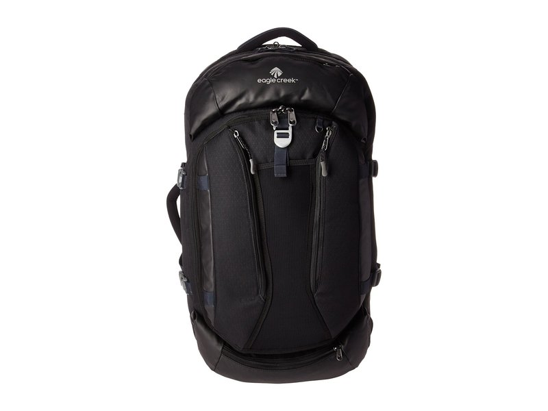 イーグルクリーク レディース バックパック・リュックサック バッグ Global Companion Travel Packs 65L Black