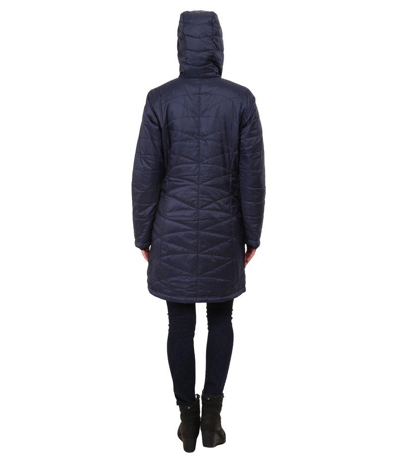 コロンビア レディース コート アウター Mighty Lite??¢ Hooded Jacket Nocturnal