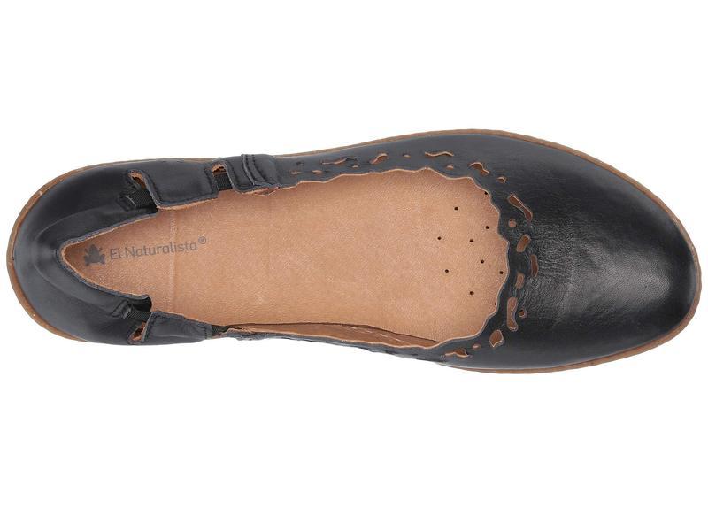 エルナチュラリスタ レディース サンダル シューズ Coral N5308 Black