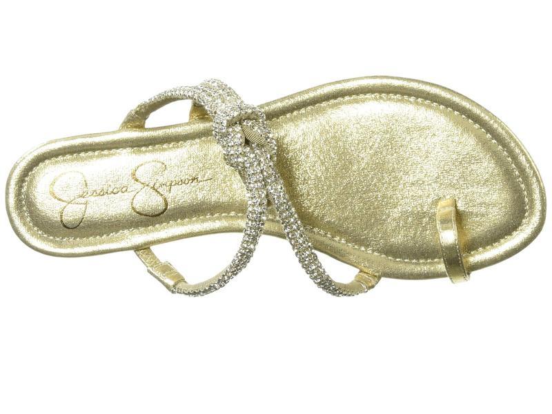 ジェシカシンプソン レディース サンダル シューズ Klancy Gold
