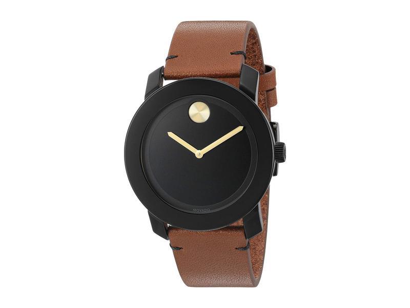 モバド メンズ 腕時計 アクセサリー Bold - 3600305 Black TR90
