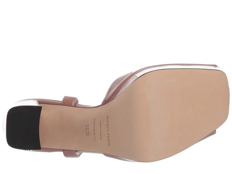 セルジオロッシ レディース ヒール シューズ A81800-MVIV01 Bright Skin Patent