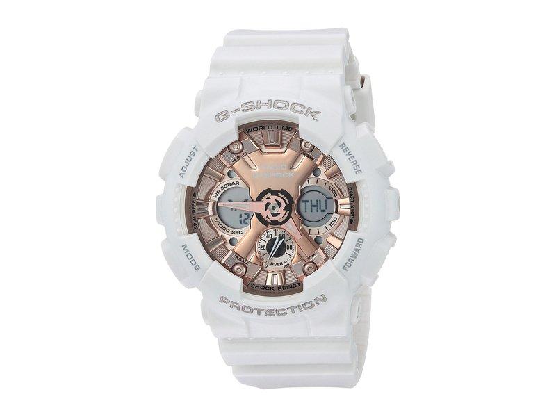 腕時計, レディース腕時計  GMA-S120MF-7A2CR WhitePinkGold