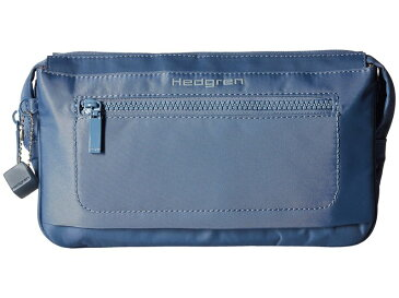 ヘドグレン レディース ボディバッグ・ウエストポーチ バッグ Inter-City Asharum Waistbag RFID Dolphin Blue