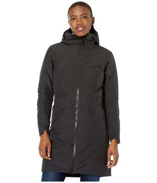 マムート レディース コート アウター 3379 HS Thermo Hooded Coat Black