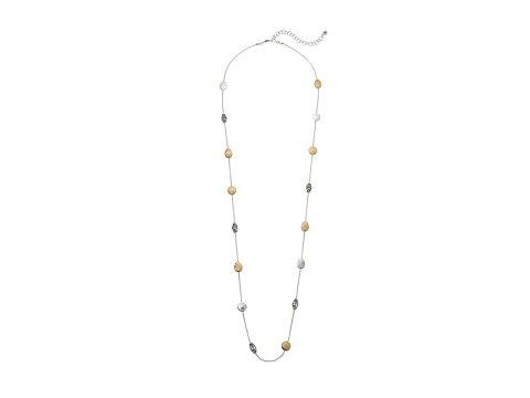 ブライトン レディース ネックレス・チョーカー・ペンダントトップ アクセサリー Mediterranean Long Necklace Gold/Silver