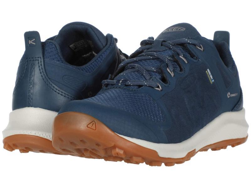 レディース靴, スニーカー  Explore Waterproof Majolica BlueS