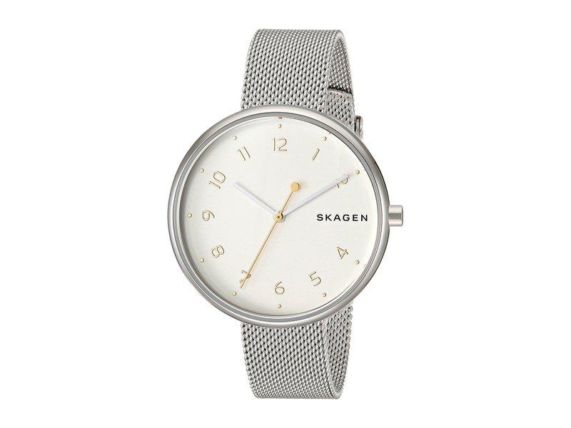 スカーゲン レディース 腕時計 アクセサリー Signatur - SKW2623 Silver