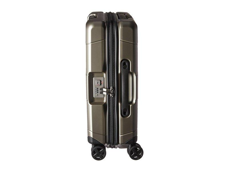 ビクトリノックス メンズ ボストンバッグ バッグ Lexicon Hardside Global Carry-On Titanium