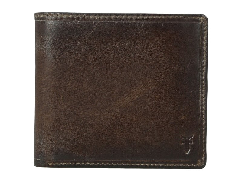 財布・ケース, メンズ財布  Logan Billfold Dark Brown Anti