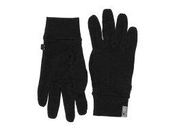 スパイダー レディース 手袋 アクセサリー Centennial Liner Black