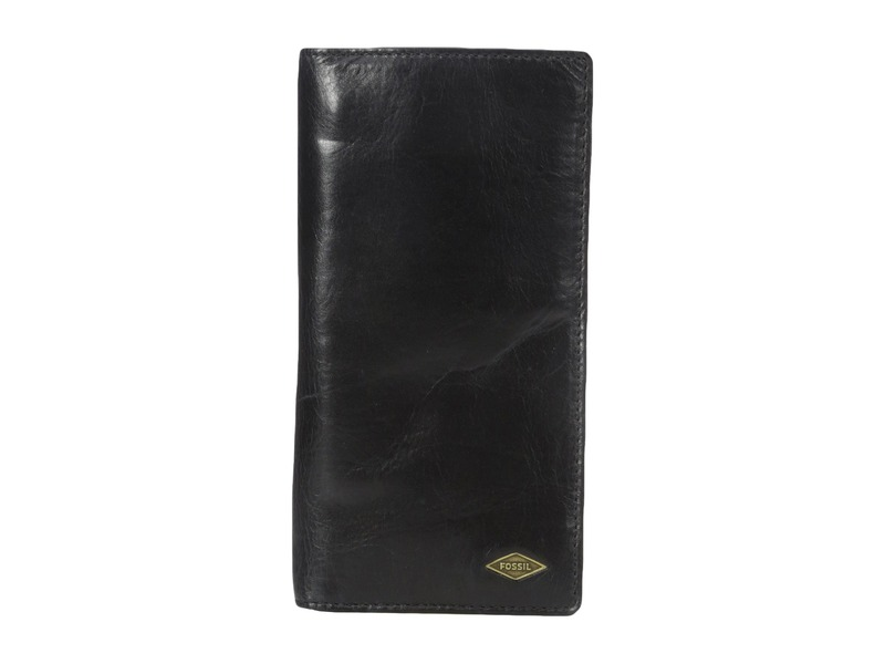 fbd79ba246b6 フォッシル メンズ 財布 アクセサリー Ryan Dr.Martens RFID レディース Leather Executive Wallet  送料無料 Black:ReVida 店 送料無料 サイズ交換無料 フォッシル ...