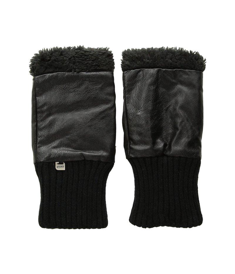 ピスタイル レディース 手袋 アクセサリー Lita Wristlet Black