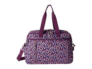 ベラブラッドリー レディース ボストンバッグ バッグ Lighten Up Weekender Travel Bag Berry Burst