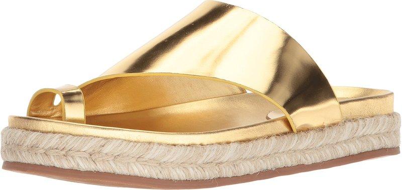 シガーソン モリソン レディース サンダル シューズ Laddie Gold Super Glass