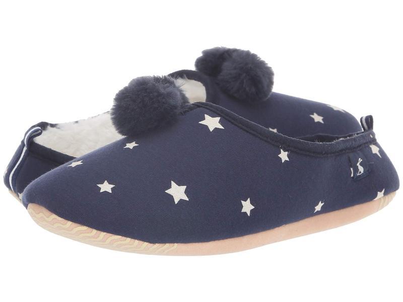 ジュールズ レディース サンダル シューズ Mule Slippers French Navy Star