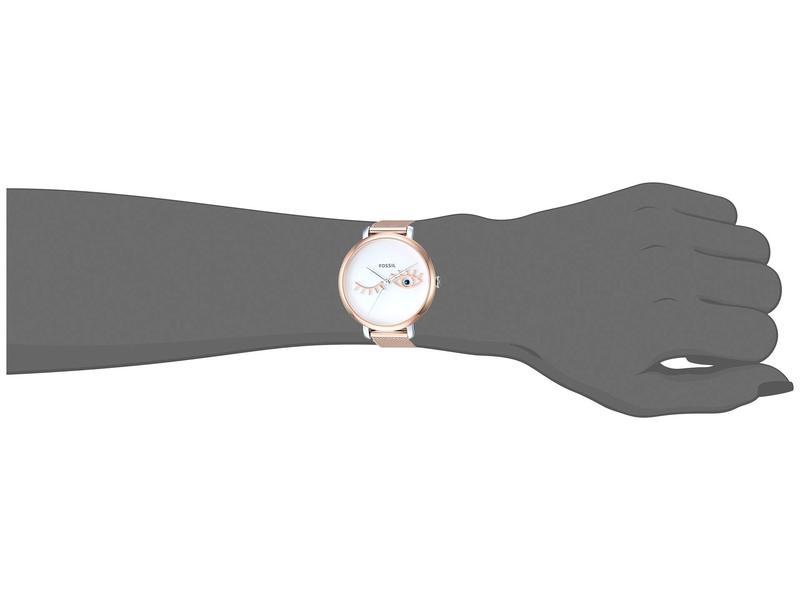 フォッシル レディース 腕時計 アクセサリー Jacqueline - ES4414 Rose Gold