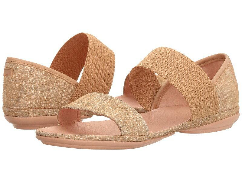 New Nina Brown Womens Leather Right Camper Sonstige 21735 Summer Sandals eWCdxBro